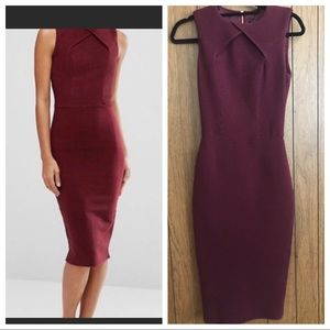 Ted Baker Bodycon Knitted Dress